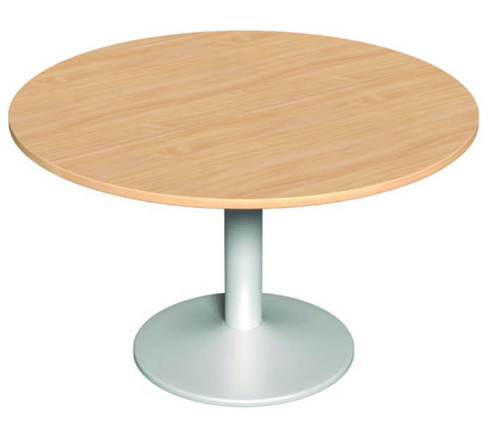 Round Meeting Table - 1000mm
