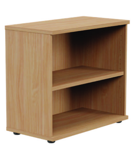 Kito Low Open Storage Unit Beech - 2 Levels- 725mm 1