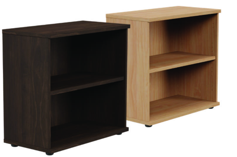 Kito Low Open Storage Unit Beech - 2 Levels- 770mm 1