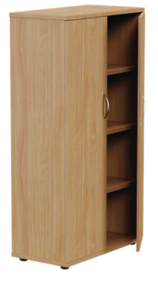 Kito Medium Closed Storage Unit Beech 1