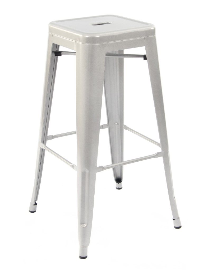 Paris High Stool (Grey)