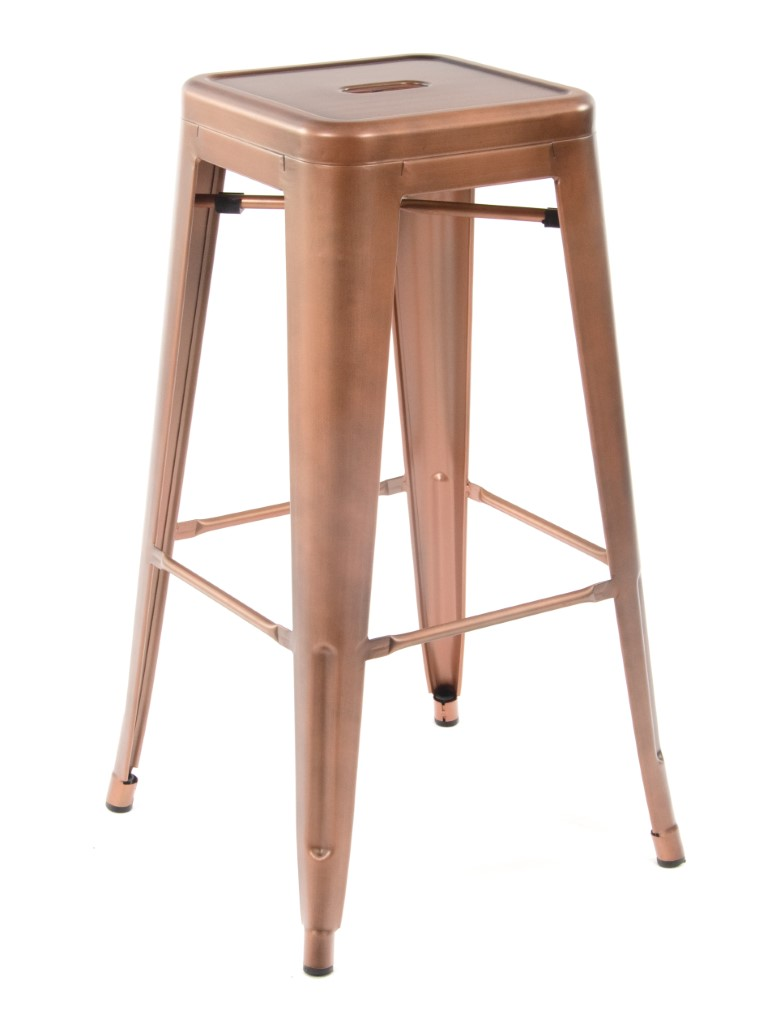Paris High Stool (Vintage Copper)