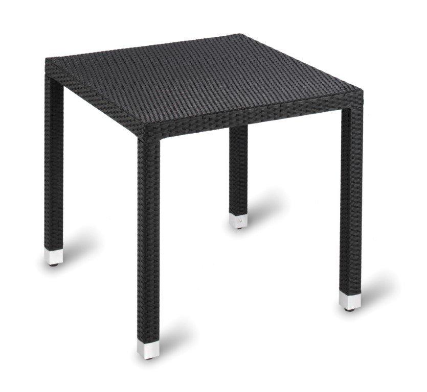 Geneva Weave Top Table – Square Dining