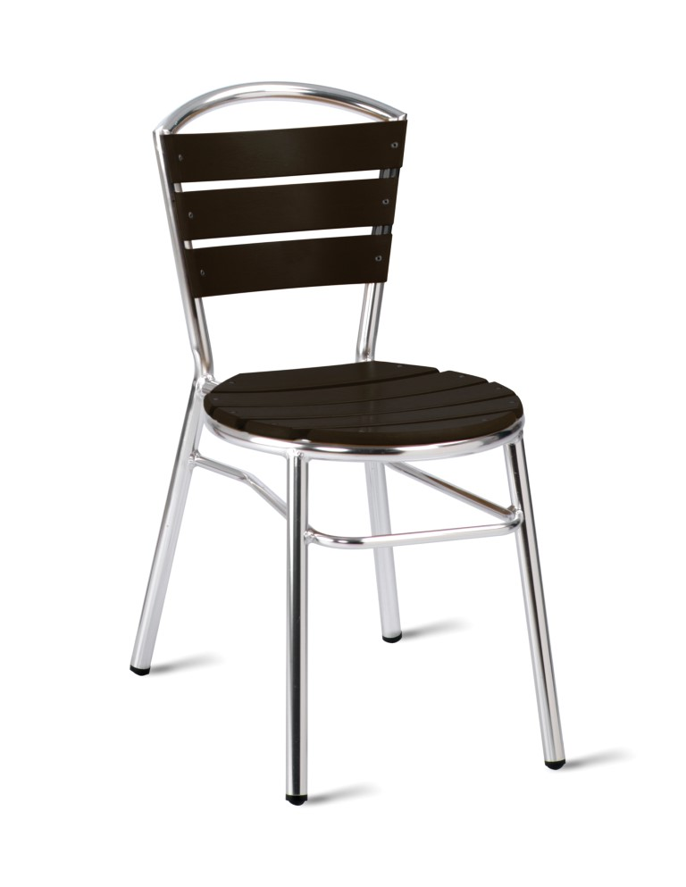 Nice Side Chair – No Wood Black