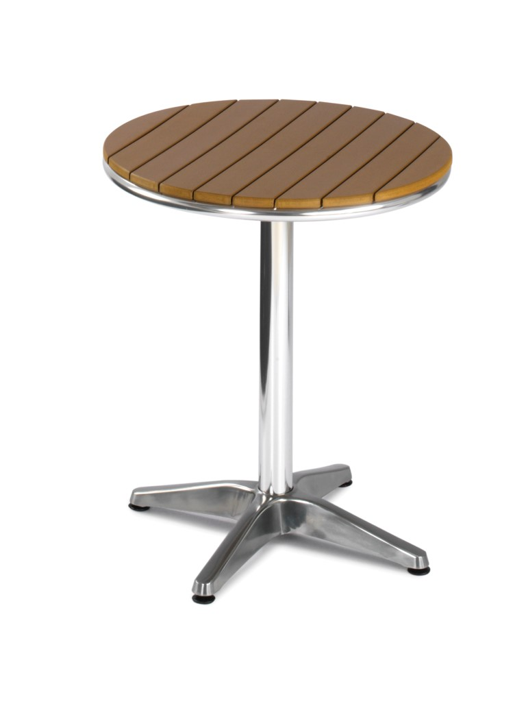 Nice R60 Table – Brown No Wood Dining