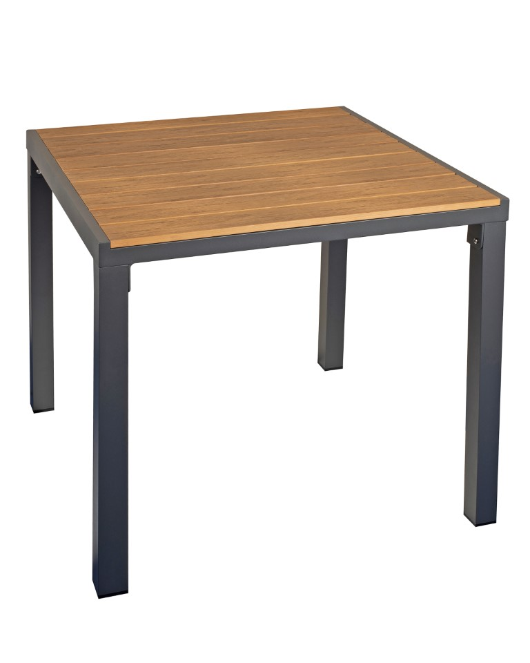 Riga Table – Brown No Wood Dining