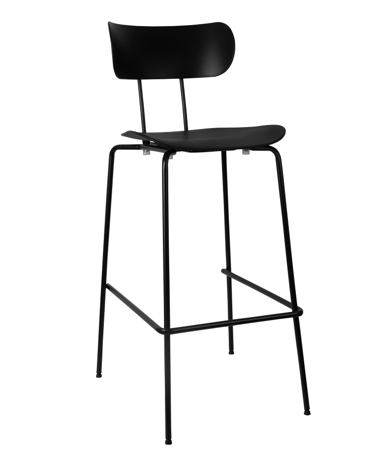 Barbican High Stool 1