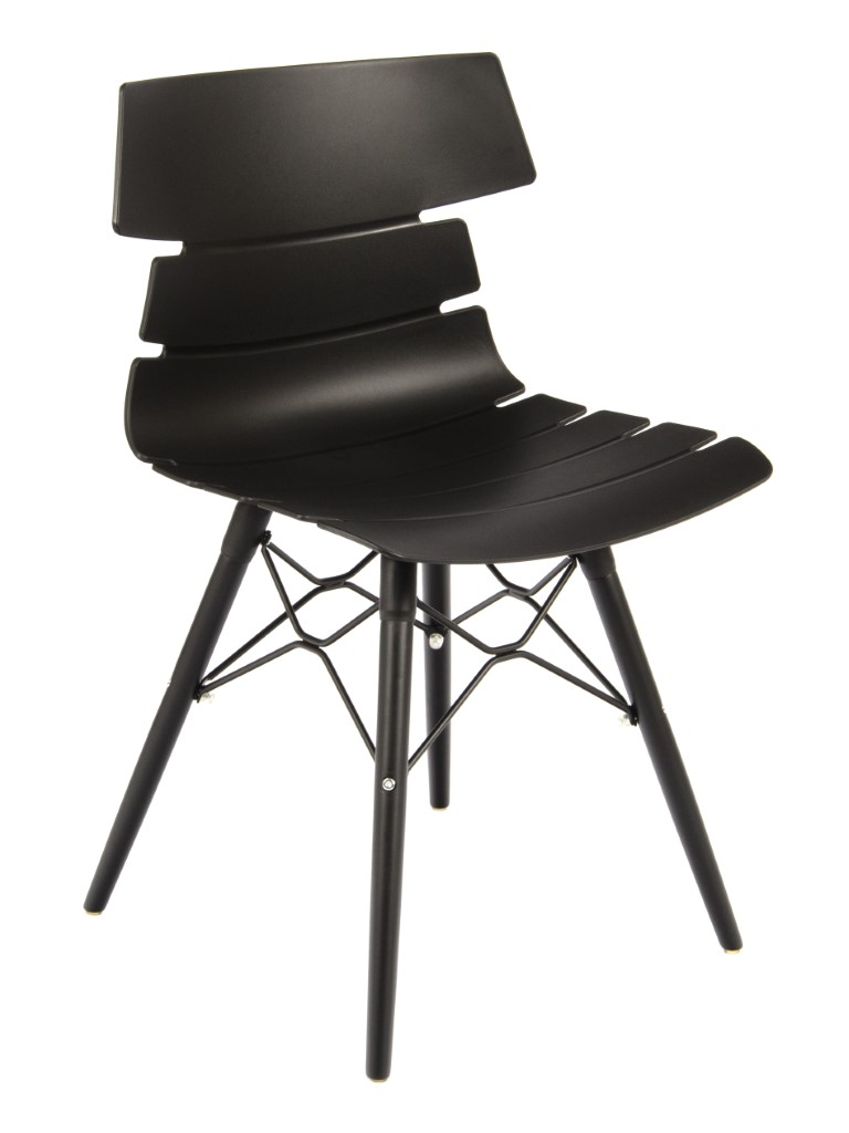 Hoxton Side Chair – K Frame Black 1