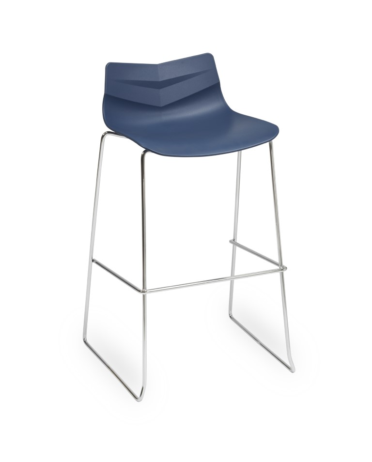 Leaf High Stool 1