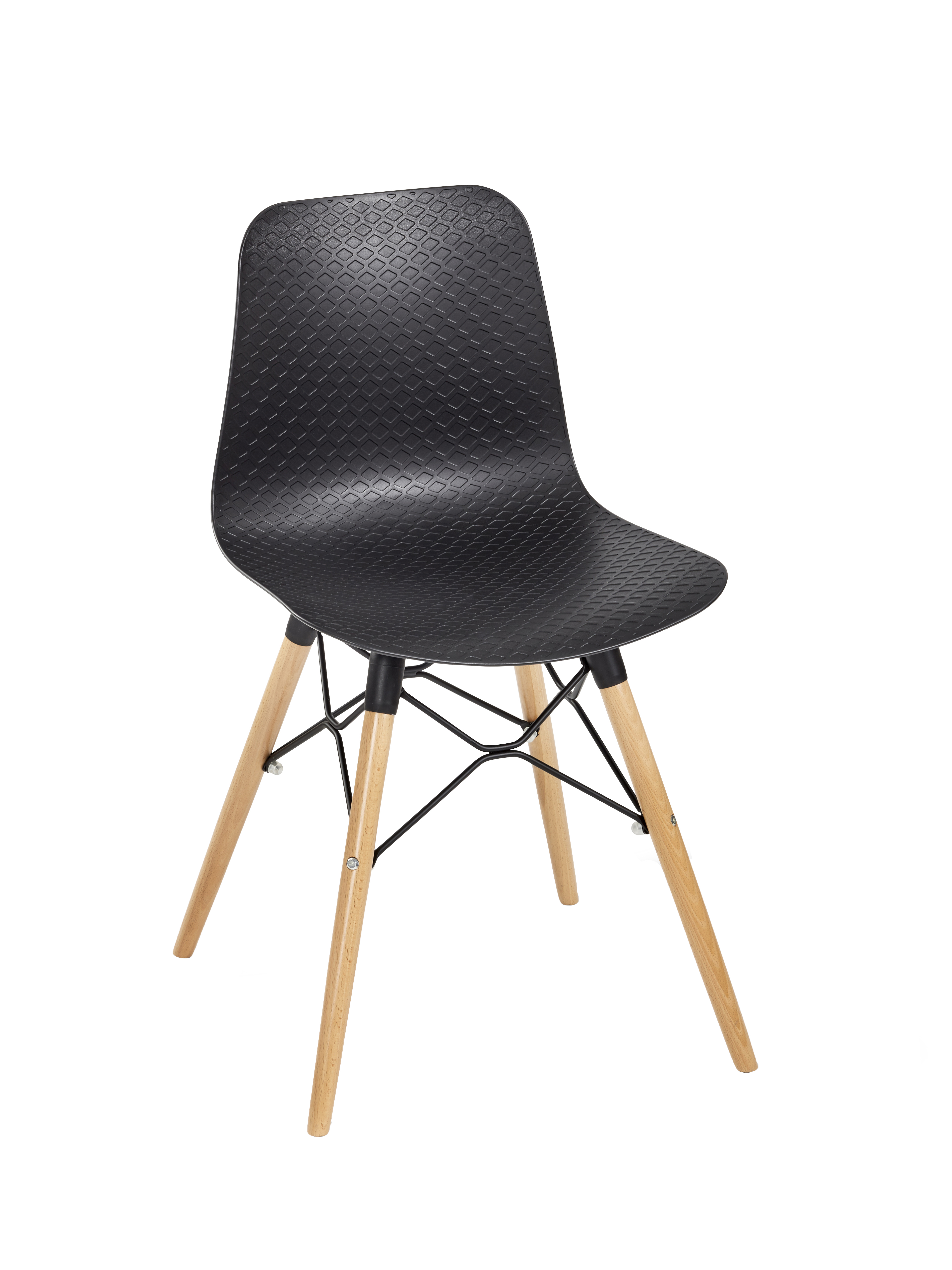 Net Side Chair – K Frame Beech 1