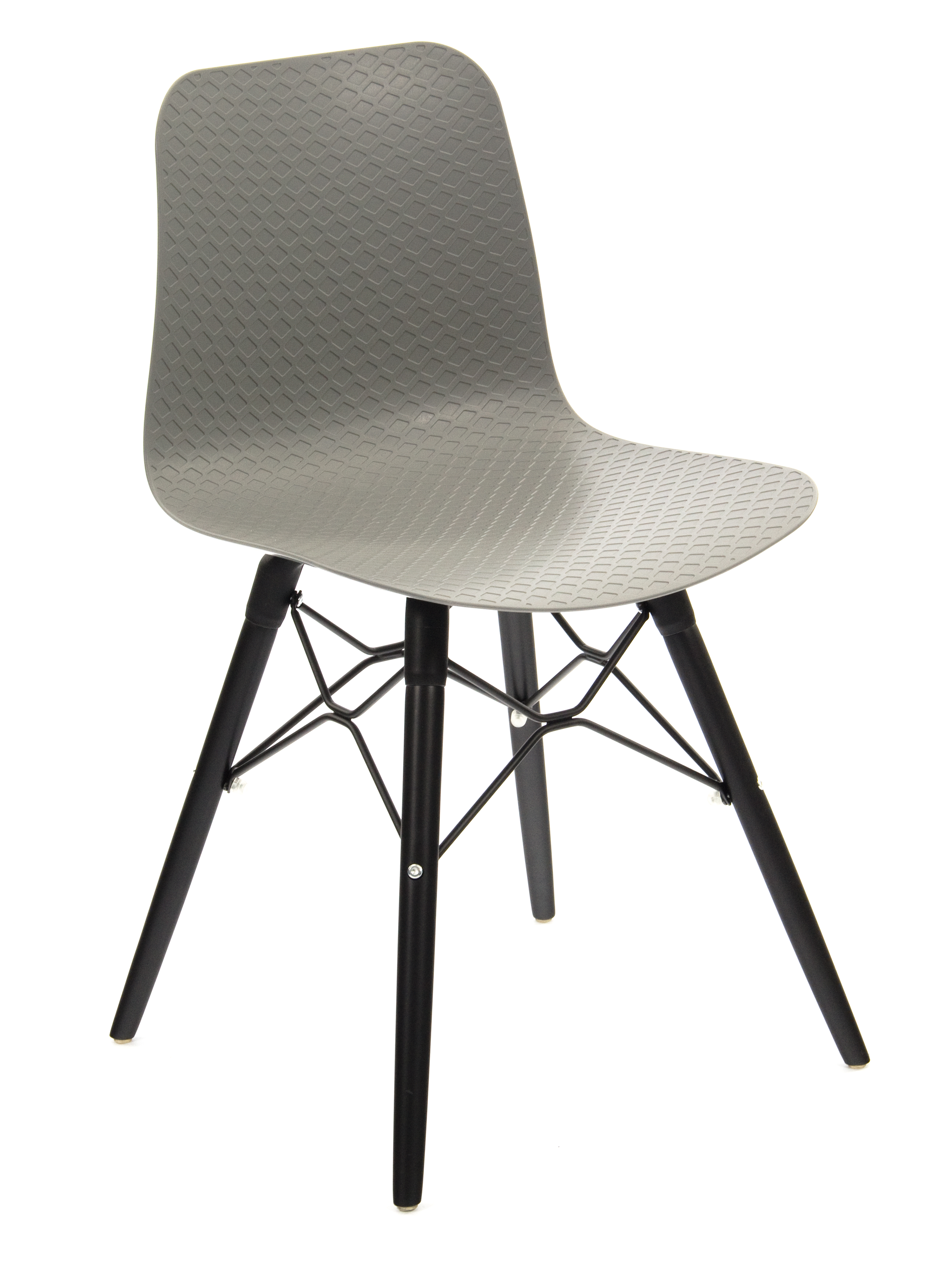 Net Side Chair – K Frame Black 1