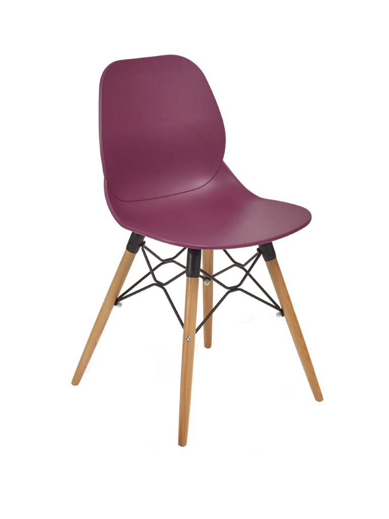 Shoreditch Side Chair – K Frame Beech 1