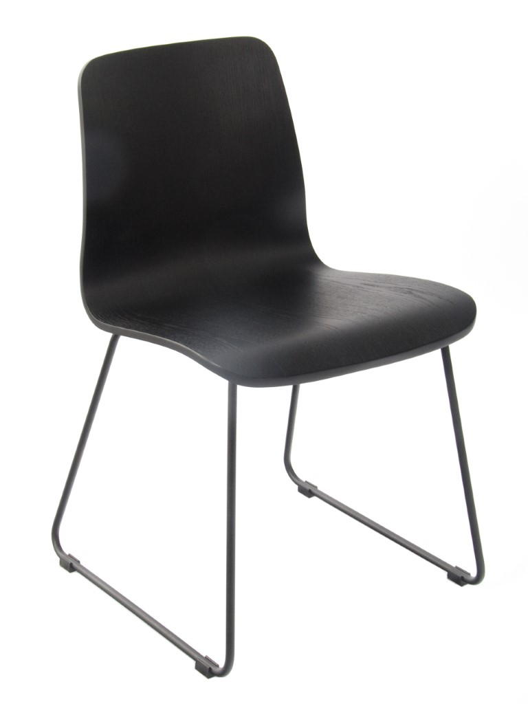 Copenhagen Side Chair – Skid Frame 1